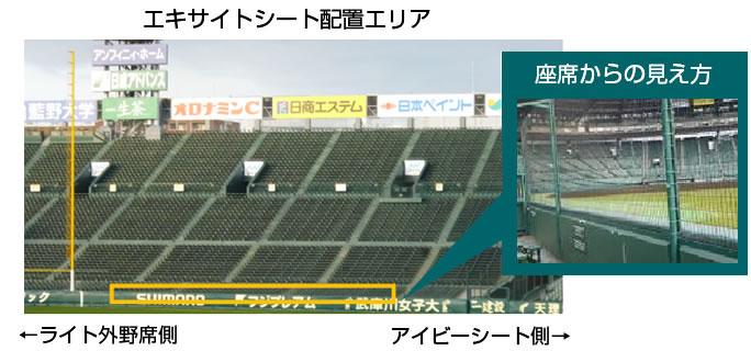 LINEチケット エキサイトシート | チケット購入情報 | 阪神 ...